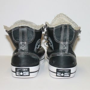 Converse Shoes - Converse Faux Fur Lined High Top Sneakers